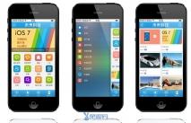 价值298元的手机模板_苹果风格 iOS9版_GBK_九种配色+板块图标免费下载